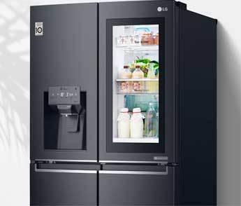 lg refrigerator not cooling