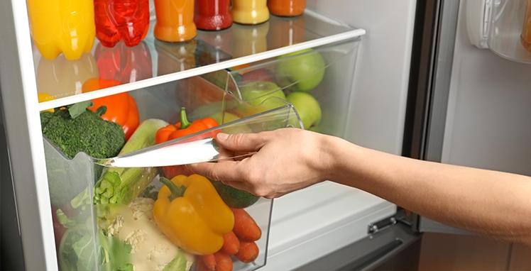 what should crisper drawers be set at