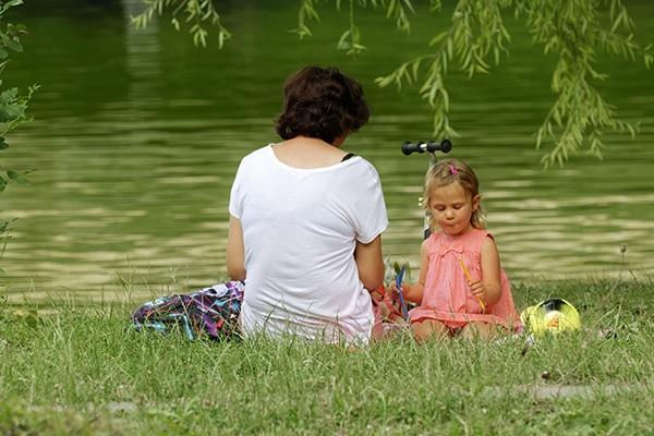 picnic at Victoria park